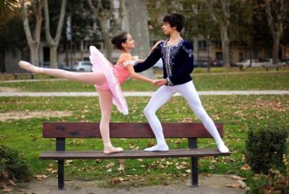 Création site Ecole de danse
